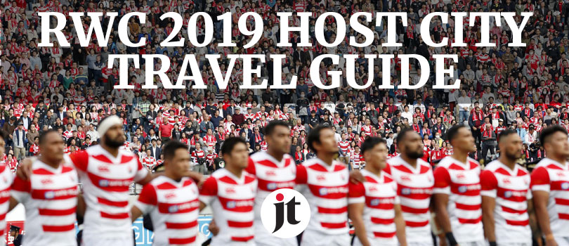 RWC 2019 HOST CITY TRAVEL GUIDE
